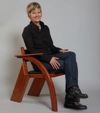 Furniture by Alison McLennan