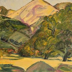 L.McGeeverLooking toward Bald Mountain