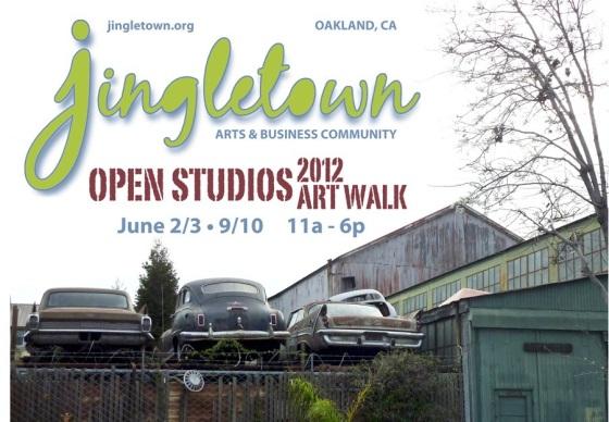 East Bay Open Studios 2012