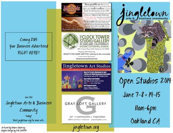 Jingletown Open Studios